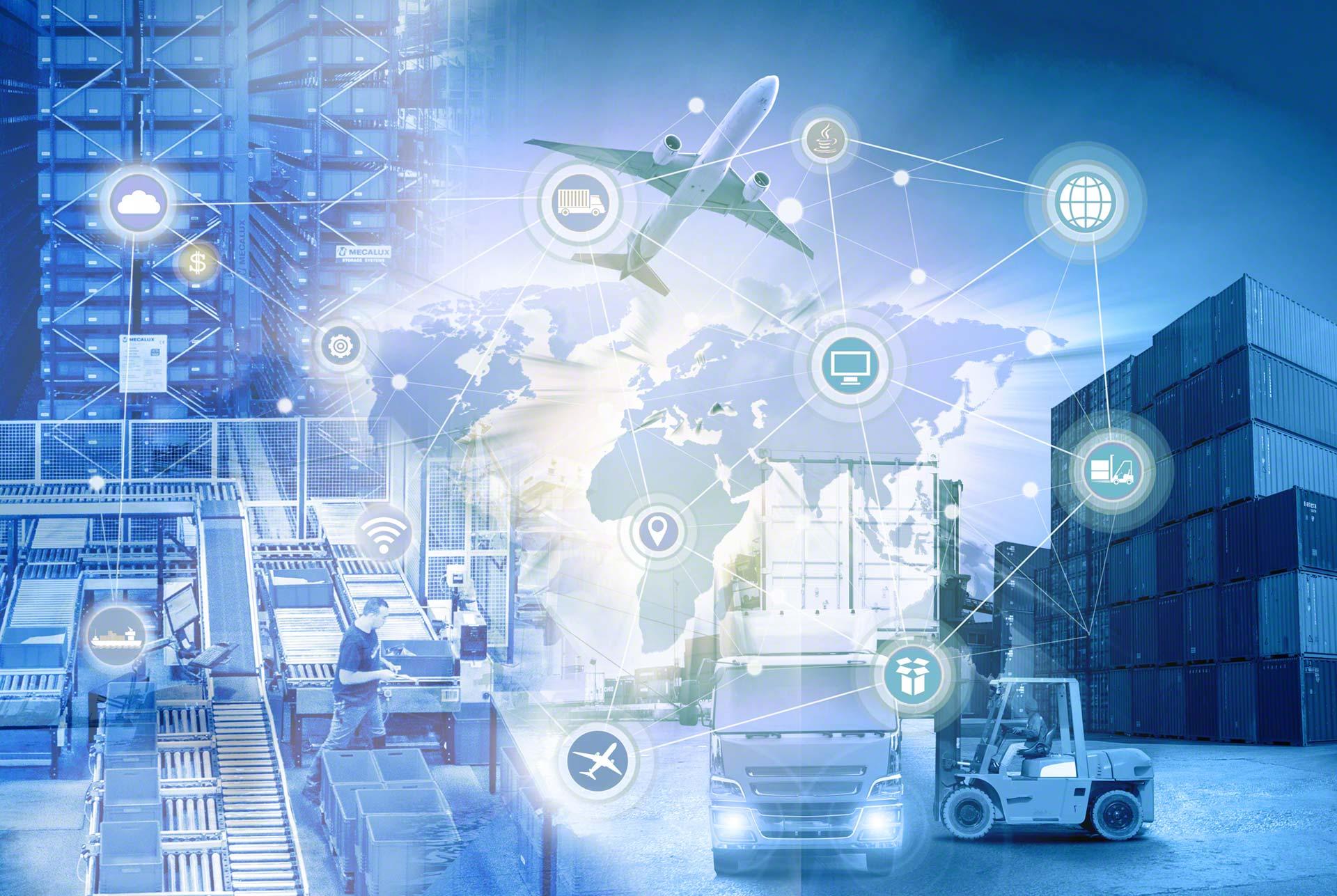 Supply Chain 4.0 (SCM 4.0): una cadena de suministro más inteligente