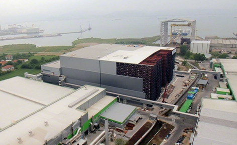 Mecalux construye uno de los depósitos autoportantes automatizados más grandes de Europa