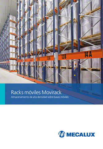 Racks móviles Movirack
