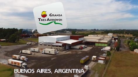 Caso práctico: Pallet Shuttle optimiza el depósito avícola de Granja tres Arroyos