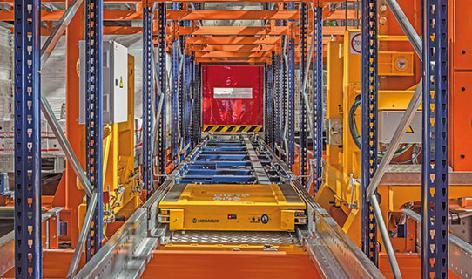 Pallet Shuttle automático