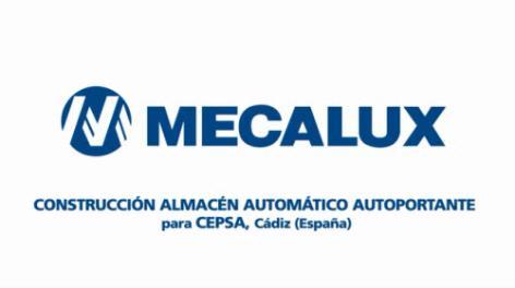Proceso constructivo del depósito autoportante automático de Cepsa en Algeciras, Cádiz (España)