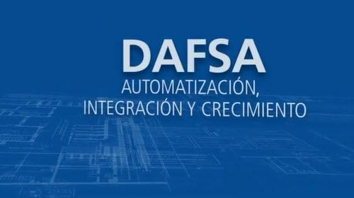 Depósito automático autoportante de Dafsa
