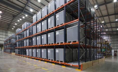 Vaillant reorganiza la operativa de su depósito para respaldar la creciente demanda de sus productos