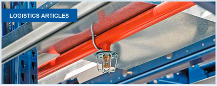 Sistemas contraincendios para estanterías metálicas y depósitos