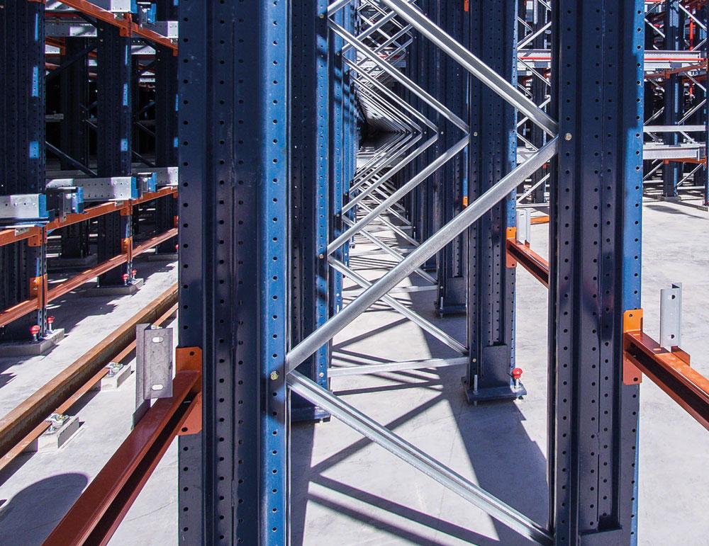 Racks metálicos: ¿qué acabado ofrece mayor protección frente a la corrosión?