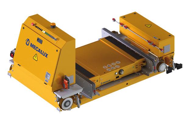 Las nuevas baterías y supercondensadores para sistemas automáticos de manutención