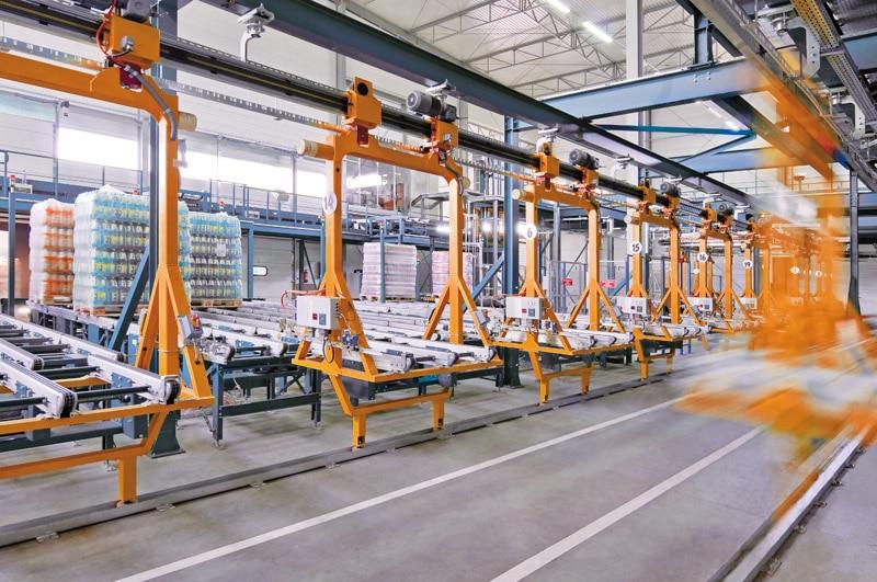 Los carros se ponen en funcionamiento cuando sean necesarios