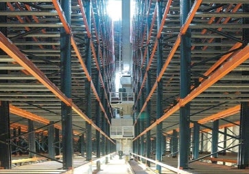 Alzamora Packaging estrenará un nuevo depósito automático autoportante en Girona