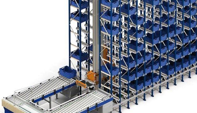 Las piezas mecanizadas de Project se alojarán en un nuevo depósito de cajas de 35 m de longitud