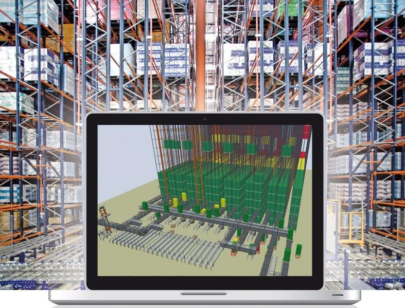 Simulación en la cadena de suministro