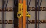 Depósito automático en el centro logístico de Kiwi Greensun en Portugal