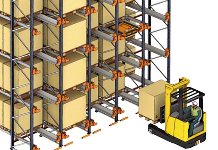 Costa mejora su logística con la ayuda de Mecalux