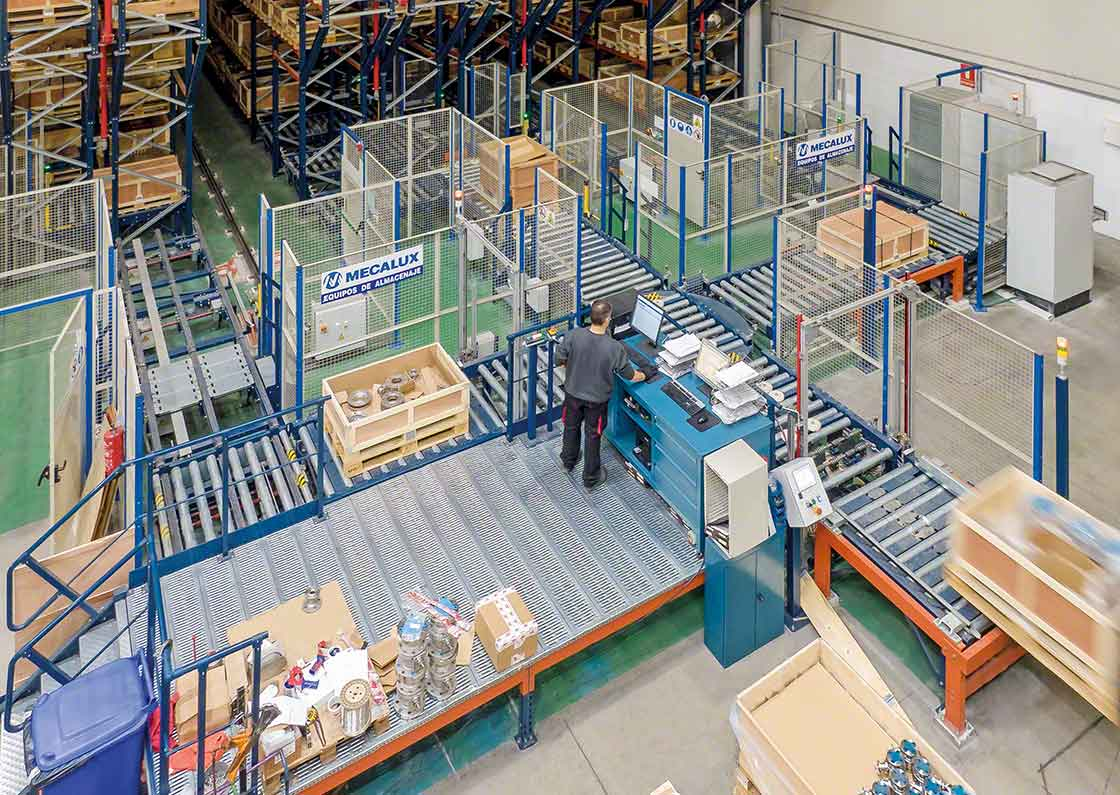 El proveedor de WMS debe tener experiencia en la integración de sistemas en el depósito
