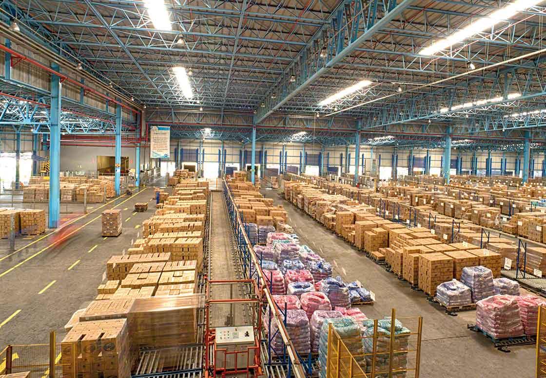 La consolidación de mercaderías es una estrategia encaminada a optimizar el espacio de almacenamiento