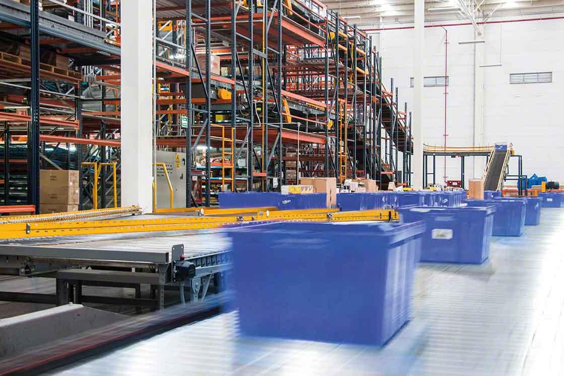 La gestión de la última milla logística empieza en el depósito