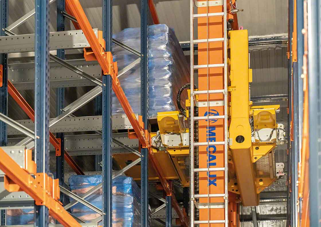Los transelevadores de pallets deben contar con un plan de mantenimiento preventivo industrial para anticiparse a eventuales fallos en su funcionamiento