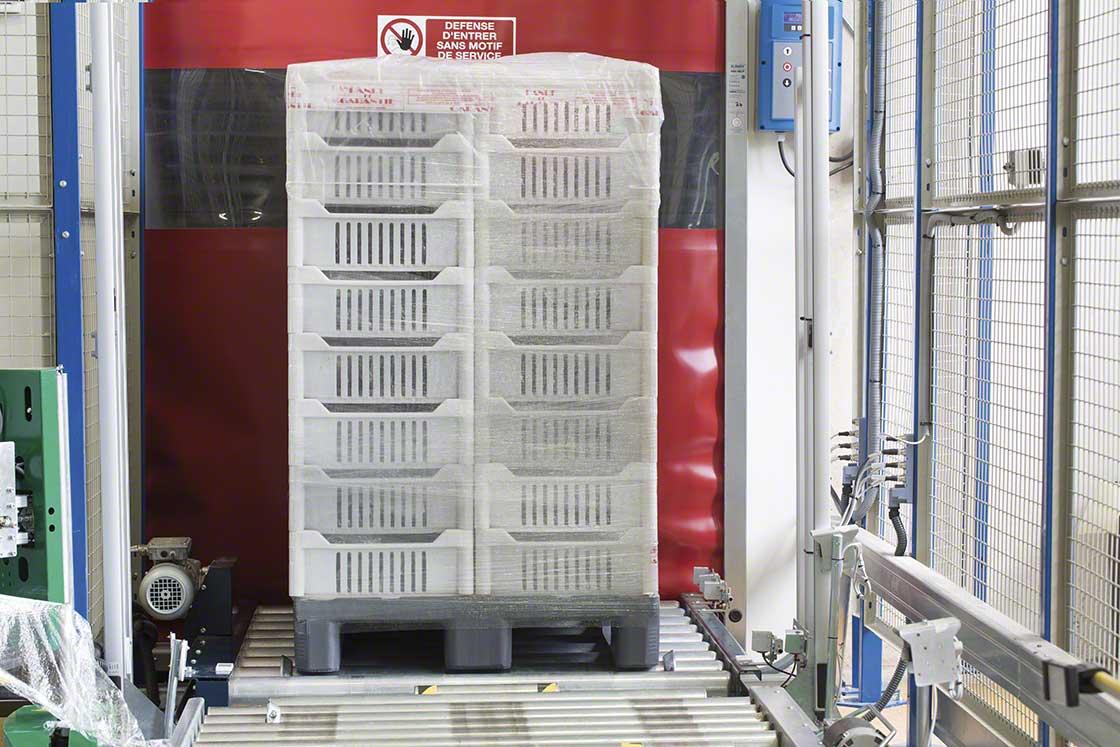 El depósito automatizado de Shaal Chocolatier mejoró el control de calidad de sus productos