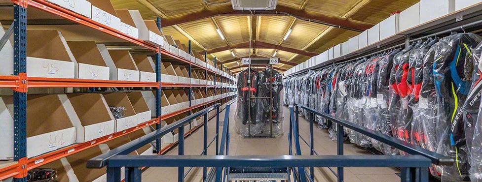 Eficiencia en el depósito omnicanal de Motocard en Solsona