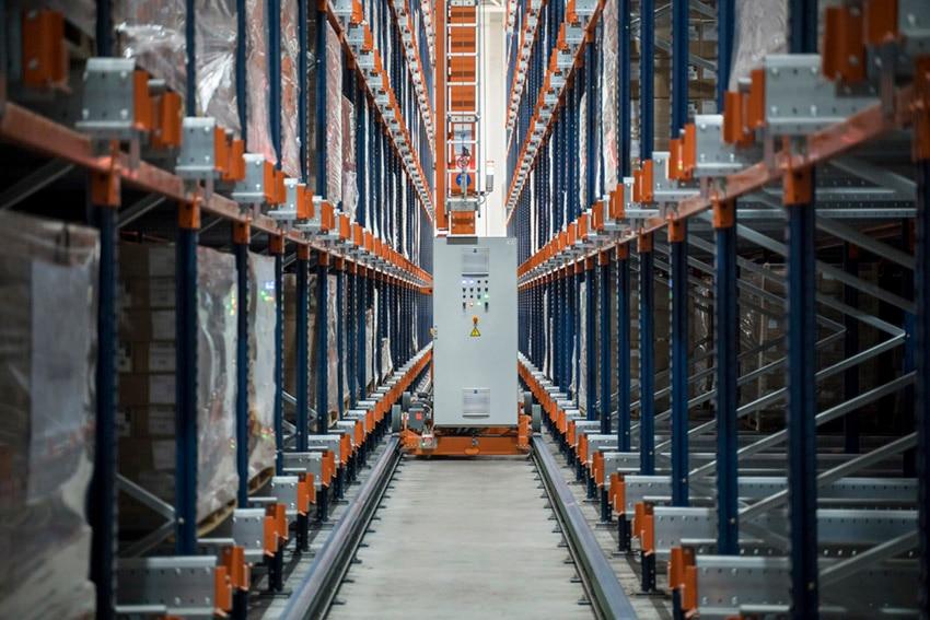 Finieco renueva su logística con la implantación de un nuevo depósito automático