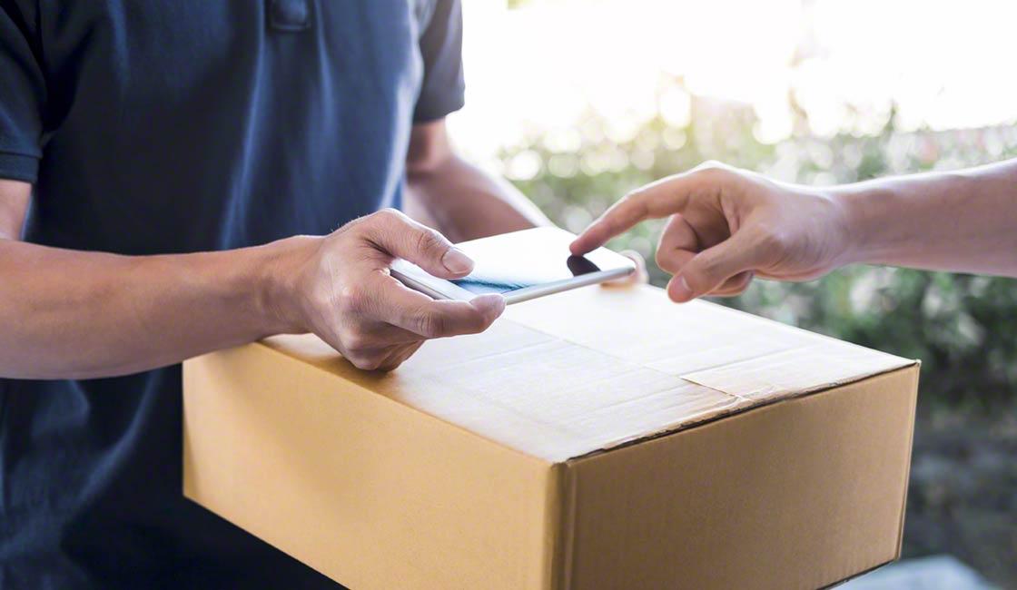 El 'ship from store' ayuda a acortar los tiempos de entrega relacionados con la última milla logística