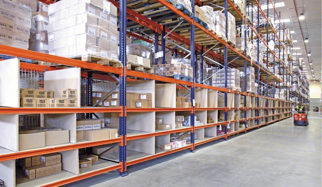 En un depósito aduanero los productos pueden permanecer almacenados indefinidamente